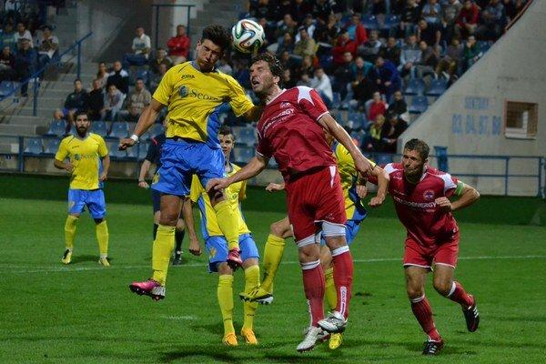 Michalovce opäť bodovali naplno. Doma si poradili s bardejovským Partizánom 1:0.