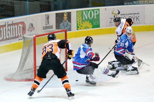 Začiatok sezóny im nevyšiel. Michalovčania prehrali s Liptovským Mikulášom i v Topoľčanoch.