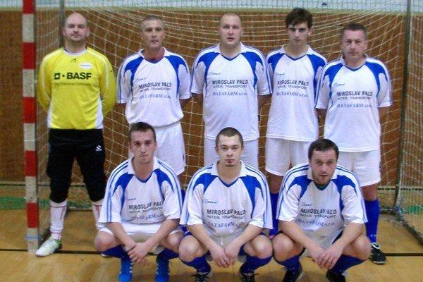 OFK Hatalov. Víťazný tím deviateho ročníka turnaja.