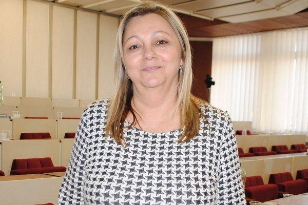 Mestská poslankyňa. Zlatuša Popaďáková sa vzdá svojho mandátu. Ako nová riaditeľka mestského Zariadenia pre seniorov by sa dostala do konfliktu záujmov.