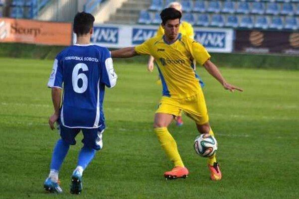 Poistil michalovský triumf. Vernon De Marco Morlacchi strelil v Senci druhý gól.