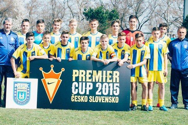 V Prahe dosiahli výborné výsledky. Starší žiaci Michaloviec skončili spomedzi slovenských tímov najvyššie.