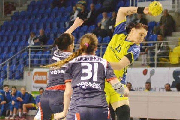 Druhý zápas bol zo strany Prešova lepší. Michalovce však majú našliapnuté do finále.