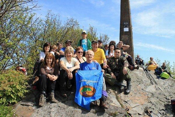 Výstup na Poľanu. Zorganizoval ho Zväz vojakov SR Klub Michalovce. Zúčastnili sa ho aj michalovskí turisti.