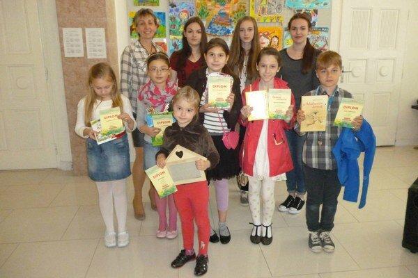 Fugova domovina. Deti súťažili vo výtvarnej a literárnej časti.