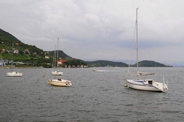 Zemlínska Šírava - prístav v rekreačnej oblasti Hôrka. Tu sa bude festival konať.
