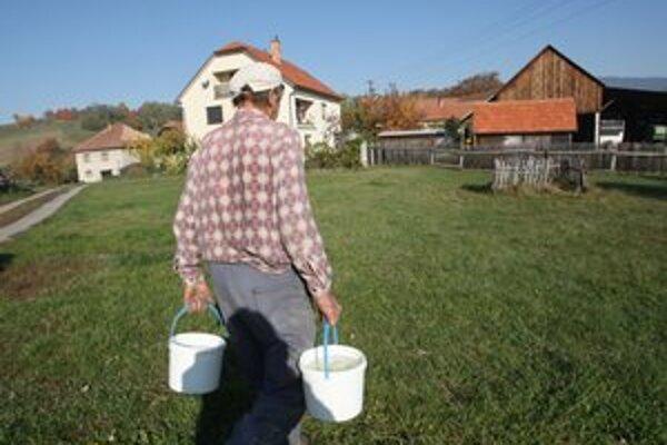 Vzorky vody zo studní môžete doniesť vo štvrtok.