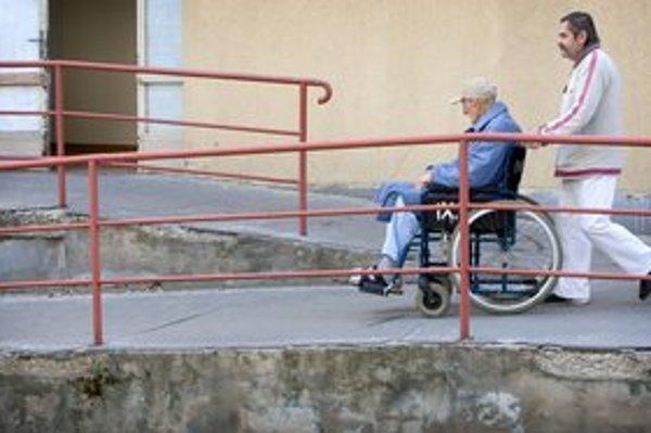 Objekt je bezbariérový, vozičkári nebudú mať problémy.