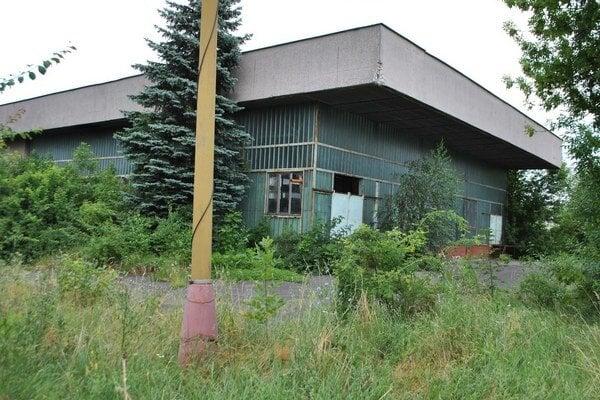 Mestský majetok. Budovy bývalej práčovne a čistiarne predáva samospráva už na 9. pokus.
