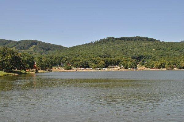 Vinianske jazero.