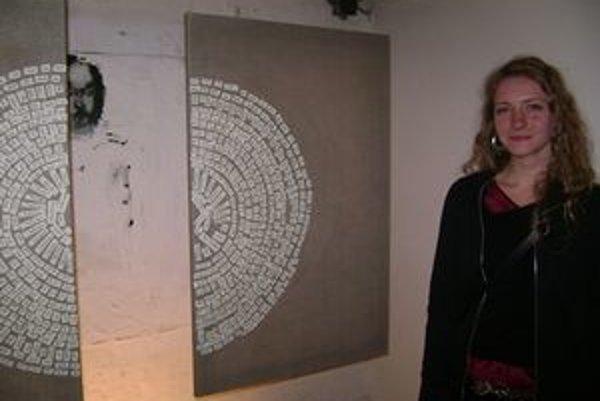 Michalovčanka Jana Zatvarnicka. Do diela dala svoju dušu a osobnú výpoveď.