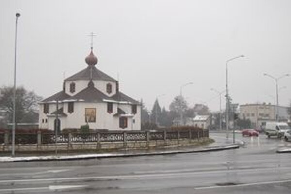 Rovno na Vianoce. Ani vianočný čas neodradil Andreja, aby kradol v chráme.