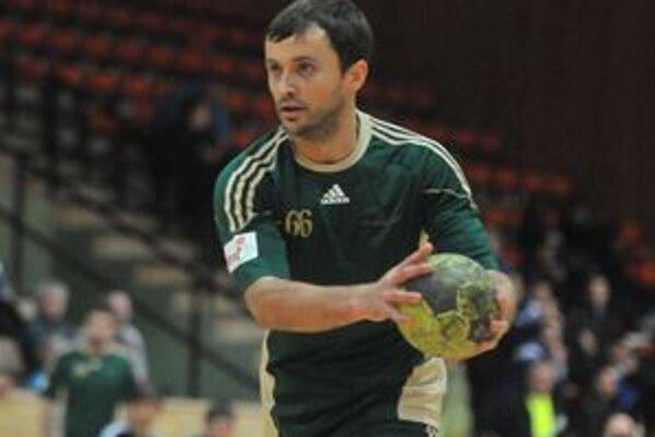 Ukrajinský krídelník Alexander Tibulevič. Na domácom turnaji sa predviedol vo výbornej forme.
