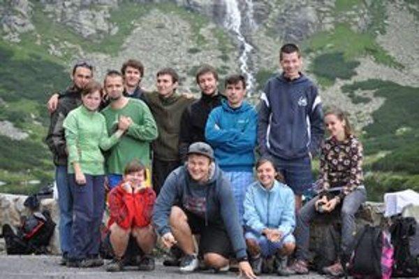 Zaujímavé aktivity. Okrem táborov a športových turnajov usporadúvajú saleziáni aj výlety do Vysokých Tatier.