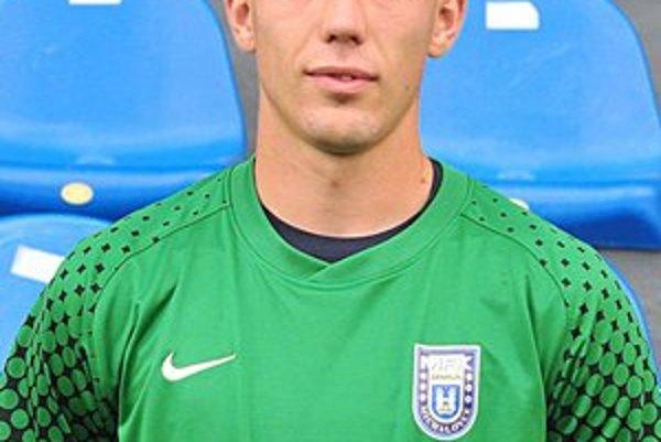 Miloslav Bréda. V seniorskom drese MFK Zemplín Michalovce.