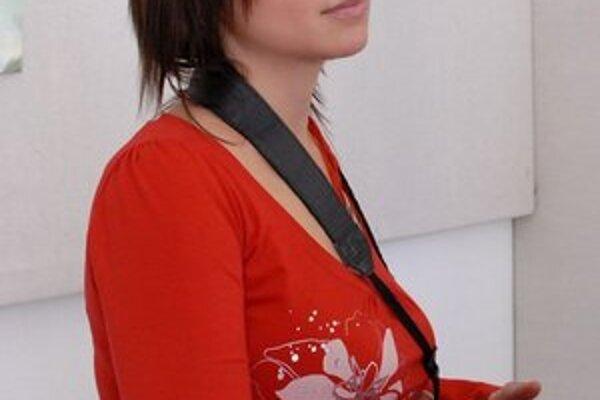 Martina Králiková. Fotografka bez fotoaparátu.