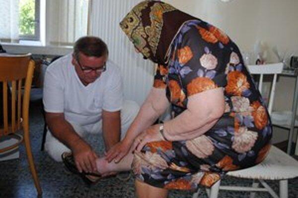Situácia v Zemplíne. Pacienti VšZP zatiaľ za vyšetrenie neplatili. Zmeniť sa to môže od piatka 6. júla.