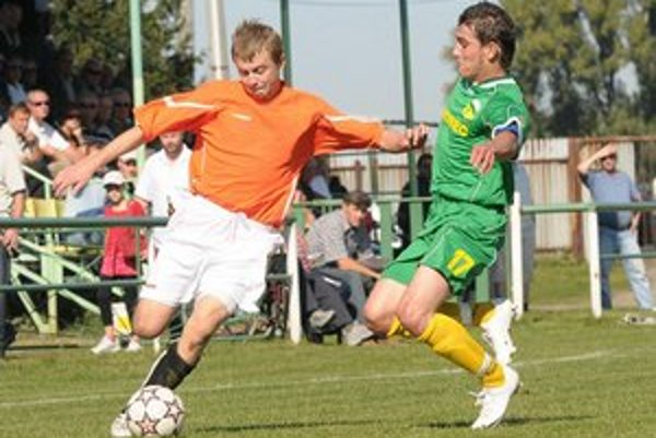 Topoliansky futbal opäť ožíva. A-mužstvo začína od najnižšej súťaže.