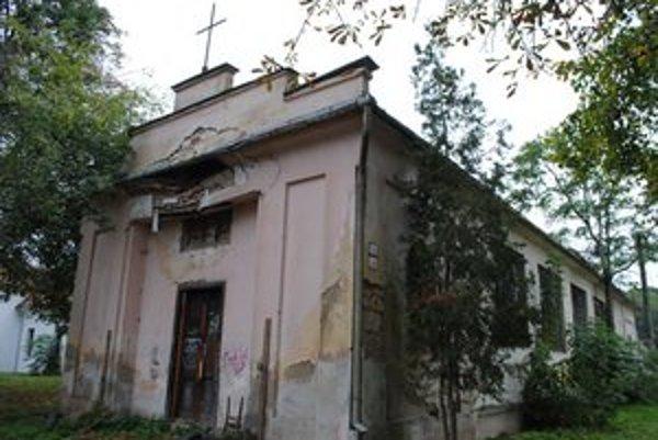 Bývalý kostol. Je prepojený s múzeom. Na jeho opravu cirkev nemá dostatok financií.