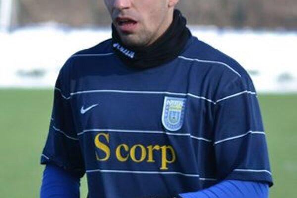 Na ligový gól čaká už takmer 3 roky. Dočká sa ho M. Vanák dnes v Šamoríne?