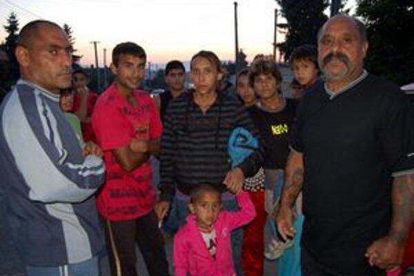 V Kráľovskom Chlmci o kupovaní Rómov, aby sa prihlásili k maďarskej národnosti, nič nevedia.