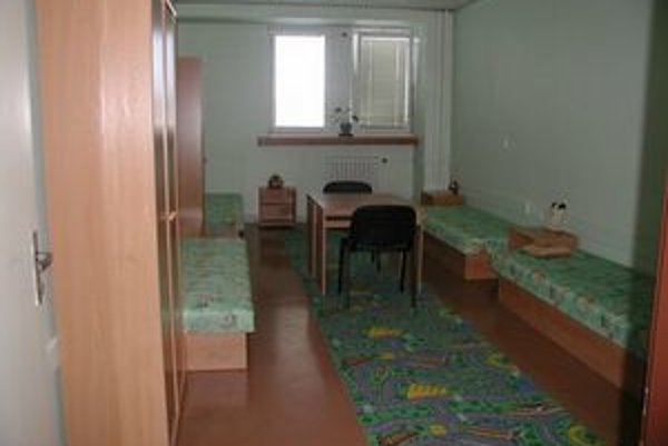 Izba pre štyroch. Tak to vyzerá v michalovskej nemocnici.
