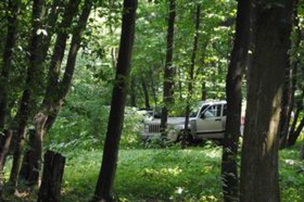 Podnikateľa objavili v lesoparku Biela hora.