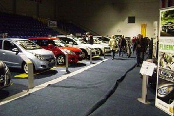 Autosalón - Autoshow Nitra bude na výstavisku Agrokomplexu od 13. do 16. októbra.