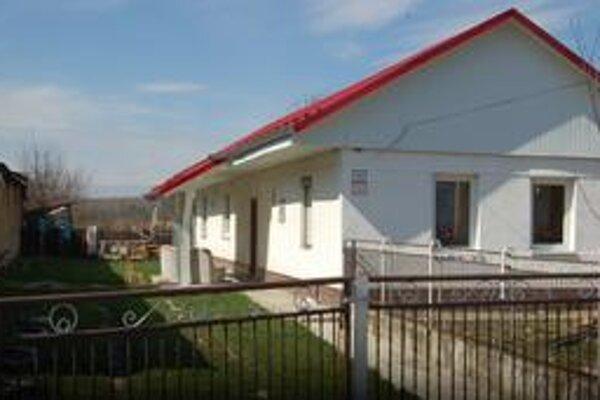 Dom dôchodkyne