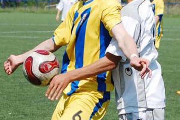 Starší dorastenci Michaloviec mali proti Trnave viac šancí, ale pripísali si iba bod.