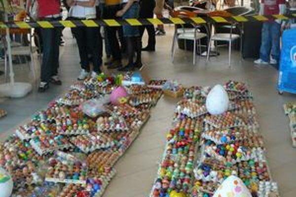 Zemplínčania nazbierali neuveriteľných 15 912 kraslíc.