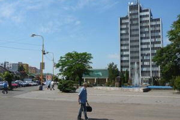 Mesto chce zrekonštruovať chodníky a verejné priestranstvá z eurofondov.