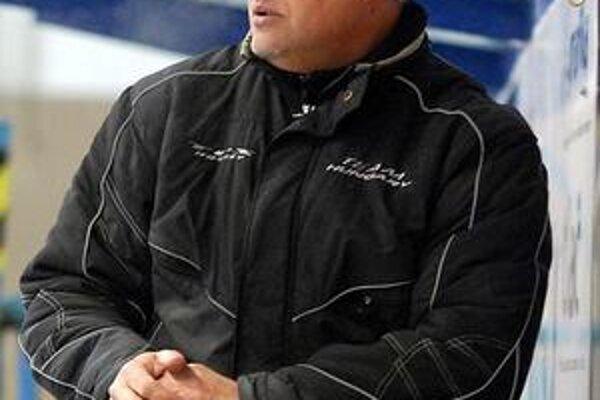 Tréner. Dušan Kapusta sa dohodol s Duklou na ročnej spolupráci.