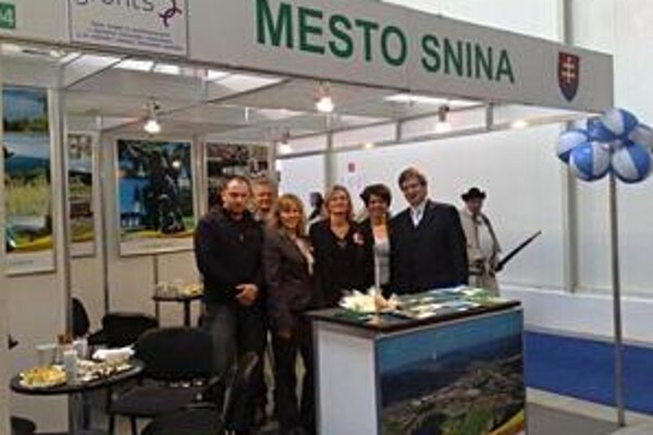 Sninčania predstavili krásy najvýchodnejšieho regiónu Slovenska a pridali aj vizualizácie nových projektov, ktoré by mohli do mesta a okolia pritiahnuť turistov.