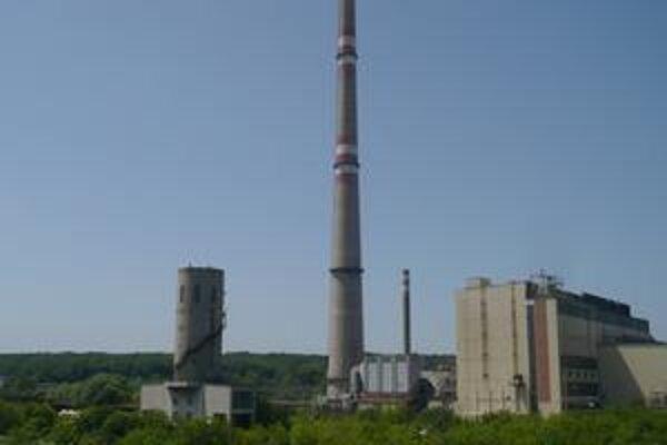 Areál Chemka. Skupine J&T sa zdá najvhodnejší pre energetické využitie.