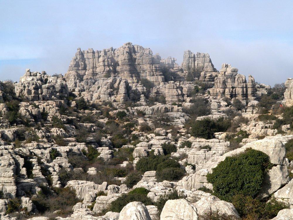 Dolmeny v Antequere, Španielsko