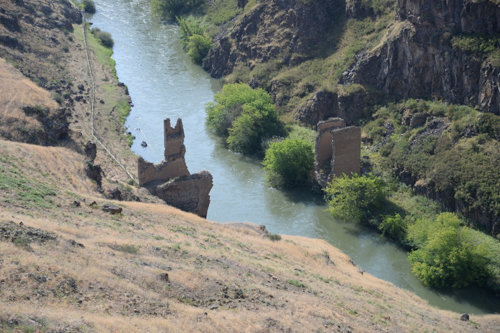 Archeologické nálezisko Ani, Turecko