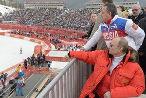 MOV preverí všetkých Rusov, ktorí sa zúčastnili olympiády v Soči.