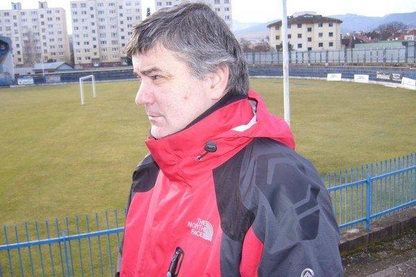 Oslávenec. Miroslav Novaček sa dožíva 50 rokov.