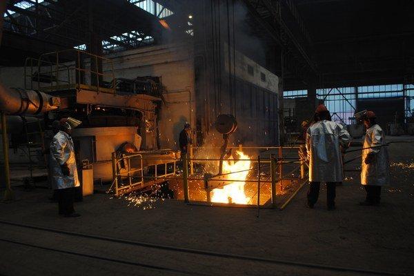 Firma RCC sa orientovala na odliatky pre železničný priemysel.