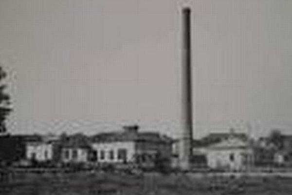Iglovská elektráreň. Jeden z posledných záberov.