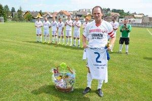Koniec aktívnej futbalovej kariéry. Odorín postúpil do 6. ligy, Milan Majko sa lúčil s futbalom ako hráč.