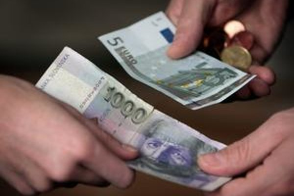 Zavedenie eura na Slovensku pokračuje bez problémov a podľa plánu. Podľa výsledkov prieskumu Eurobarometer, ktorý dnes zverejnila Európska komisia, 1. januára večer malo 24 percent obyvateľov vo svojich peňaženkách prevažne alebo iba eurobankovky.