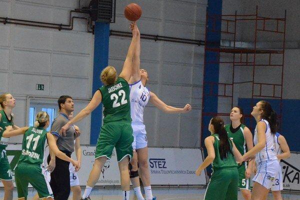 Menšie rošády v kádri. Jedna hráčka spišský tím opúšťa, nová basketbalistka Ana Baletičová prichádza.