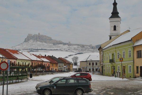 Spišské Podhradie. V meste pod Spišským hradom vstúpia do nového roku v rozpočtovom provizóriu.