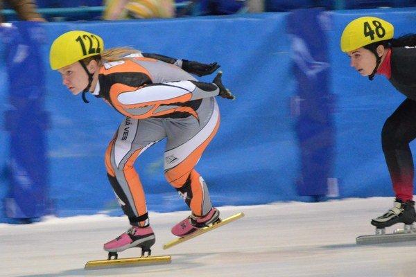 Spišiačka v Soči. V sobotu štartuje Tatiana Bodóvá na 1500–metrovej olympijskej trati.