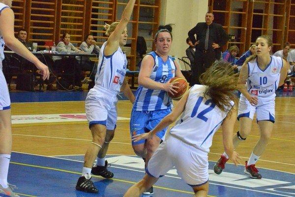 Príprava na sezónu. Spišskonovoveské basketbalistky a klub pokračujú ďalej.