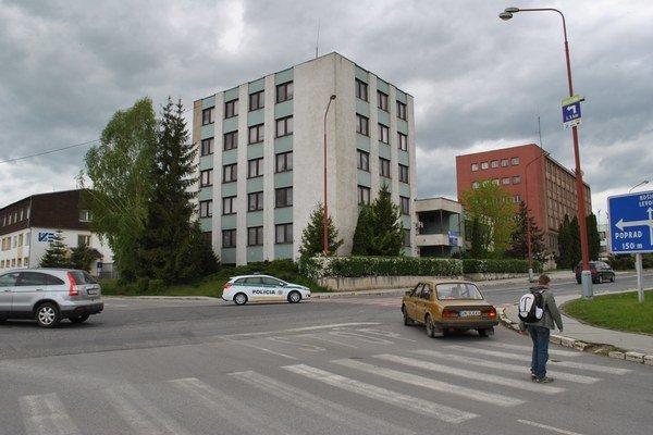 Budova VSE na predaj. Zámer predpokladal jeho prestavbu na byty.