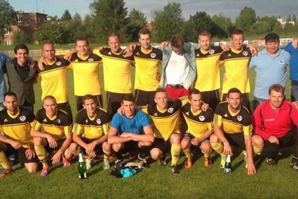 FK Spišská Nová Ves – víťaz 4. ligy Východ. Z trinásteho miesta po jeseni to Novovešťania dotiahli až na prvé miesto.