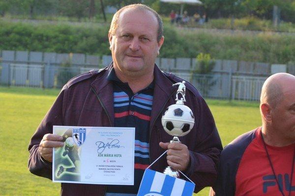 Vybojovať lepšie podmienky pre futbal. To je cieľom aktivít Ľuboša Marcinka.